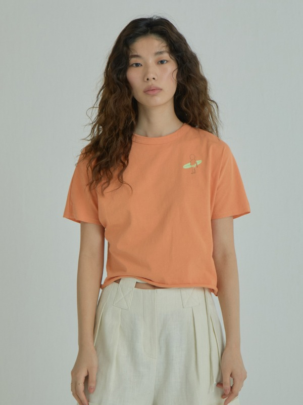 Baby Surfer T / Orange